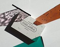 Szklanka | stained glass studio _ branding
