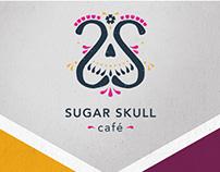 Sugar Skull Café Logo
