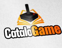 Marca + Cartão de Visita - CataloGame