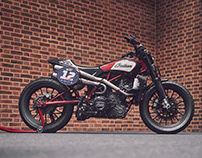 INDIAN MOTORCYCLE FTR 1200