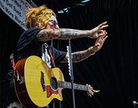 We The Kings Vans Warped Tour 2016 OR