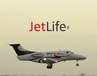 JetLife — La facilidad de volar.