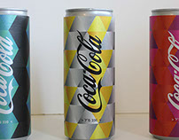 Coca cola 6 packs packing