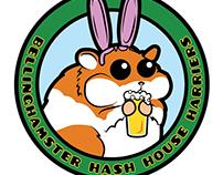 Bellinghamster Hash House Harriers Mascot