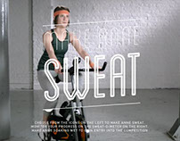 Mitchum Make Anne Sweat -  Integrated Digital Campaign