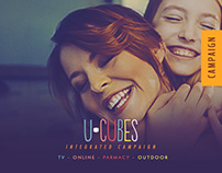 Solgar Ucubes TVC & Campaign'2019