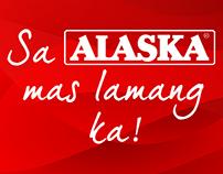Alaska Fresh Milk Ad Campaign