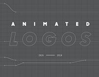 Animated Logos 🤖