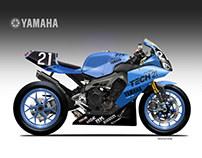 YAMAHA FZR-09 ENDURANCE