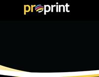Responsive Design // ProPrint