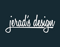 New Jerad's Design Logo