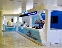 Mobily Airport Kiosk