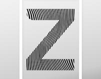 Zebra | Typeface Design | Free Font