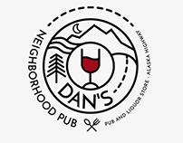 Dan's Neighborhood Pub logo
