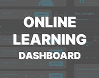 Online Learing Dashboard