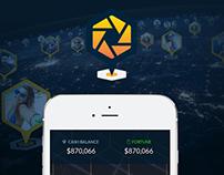 iHive UX/UI App