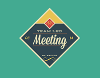 Team Led Meeting 2014