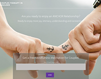 Website Design for Couples Therapy in Boulder