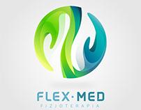 """Logo """"Flex-Med"""""""
