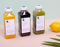 Raw Fairies - Branding & Packaging