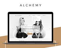 Alchemy Website Design