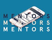 Mentors — Product design
