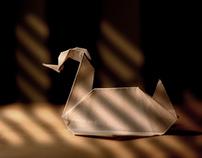 Prison Break Origami Crane