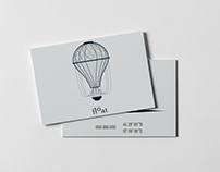 Float Business cards