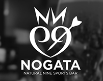 Natural Nine Nogata logotype