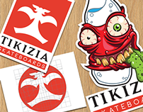 Tikizia Skateboards