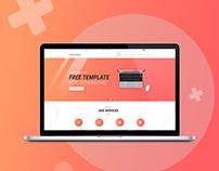 Website Design Inspiration Tempalte