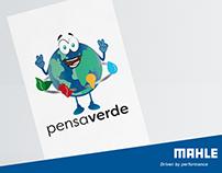 MAHLE | Mascot