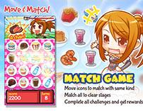 Game Proposal Mock-ups