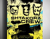 Shtakorz Crew - poster #1