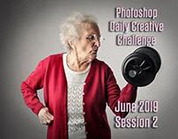 Photoshop Daily Creative Challenge - June 2019 #2
