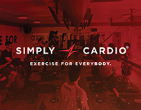 Simply Cardio - Brand Identity