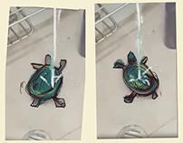 Meme Valentine - Turtle Shower Edition