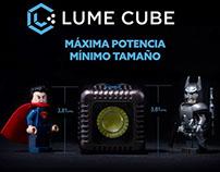 Publicidad para Lume Cube Iberia