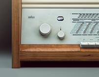 Braun Radio - CGI