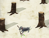 Lets Play Catch…Up! Illustration