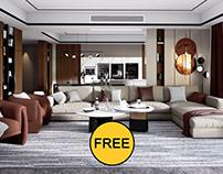 FREE Interior Apartment 145