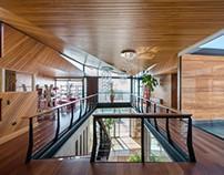 Casa Chamisero by GITC Arquitectura