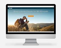 Scribd Web, Mobile, App
