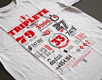 Triplete SL Benfica
