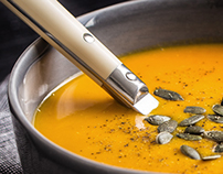 Munchkin Pumpkin Soup