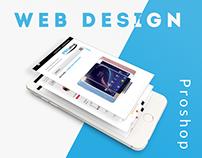 Web Design - PROshop