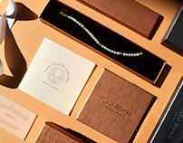 Yusuf Bektas Jewelery / Branding