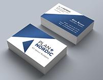 PlanNordic - Visual identity