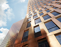 The American Copper Buildings