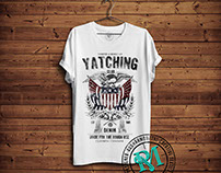 Nautical Mens Graphic Tees